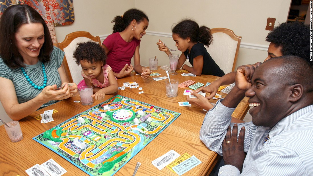 Fun Family Board Games Beautiful 10 Fun Activities to Celebrate Screen Free Week Cnn Of Lovely 47 Photos Fun Family Board Games