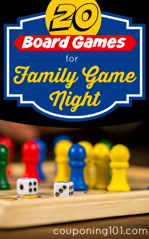Fun Family Board Games Best Of 20 Board Games for Family Game Night Couponing 101 Of Lovely 47 Photos Fun Family Board Games