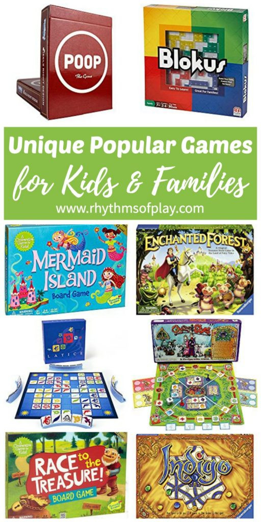 Fun Family Board Games Fresh Unique Popular Board Games for Kids and Families Of Lovely 47 Photos Fun Family Board Games