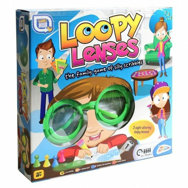 Fun Family Board Games Lovely Loopy Lenses Silly Scribblers Kids Childrens Family Fun Of Lovely 47 Photos Fun Family Board Games