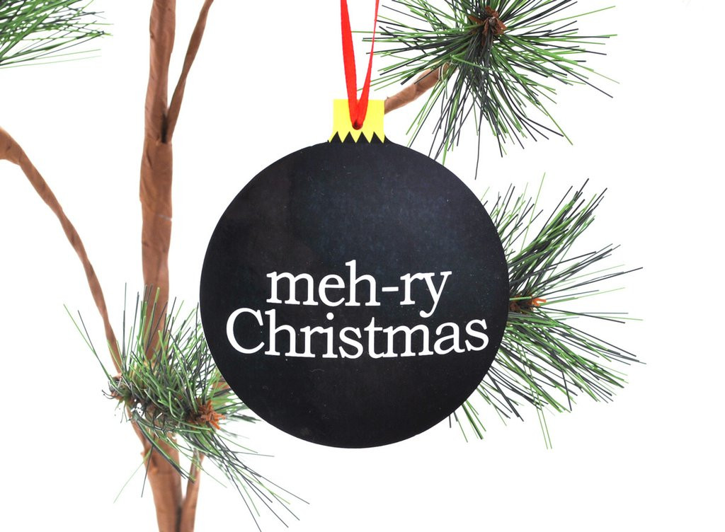 Funny Christmas ornaments Awesome Meh Ry Christmas Funny Black Christmas ornament – Neurons Of Charming 48 Images Funny Christmas ornaments