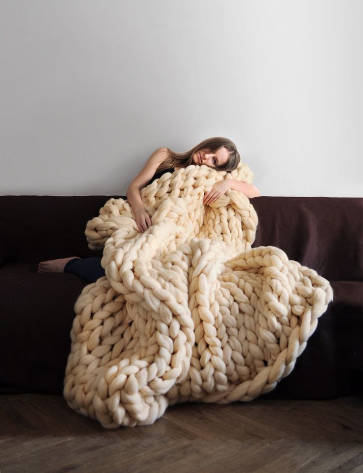 Giant Yarn Blanket Awesome Blanket Grande Punto Chunky Knit Blanket Cozy Of Unique 44 Images Giant Yarn Blanket
