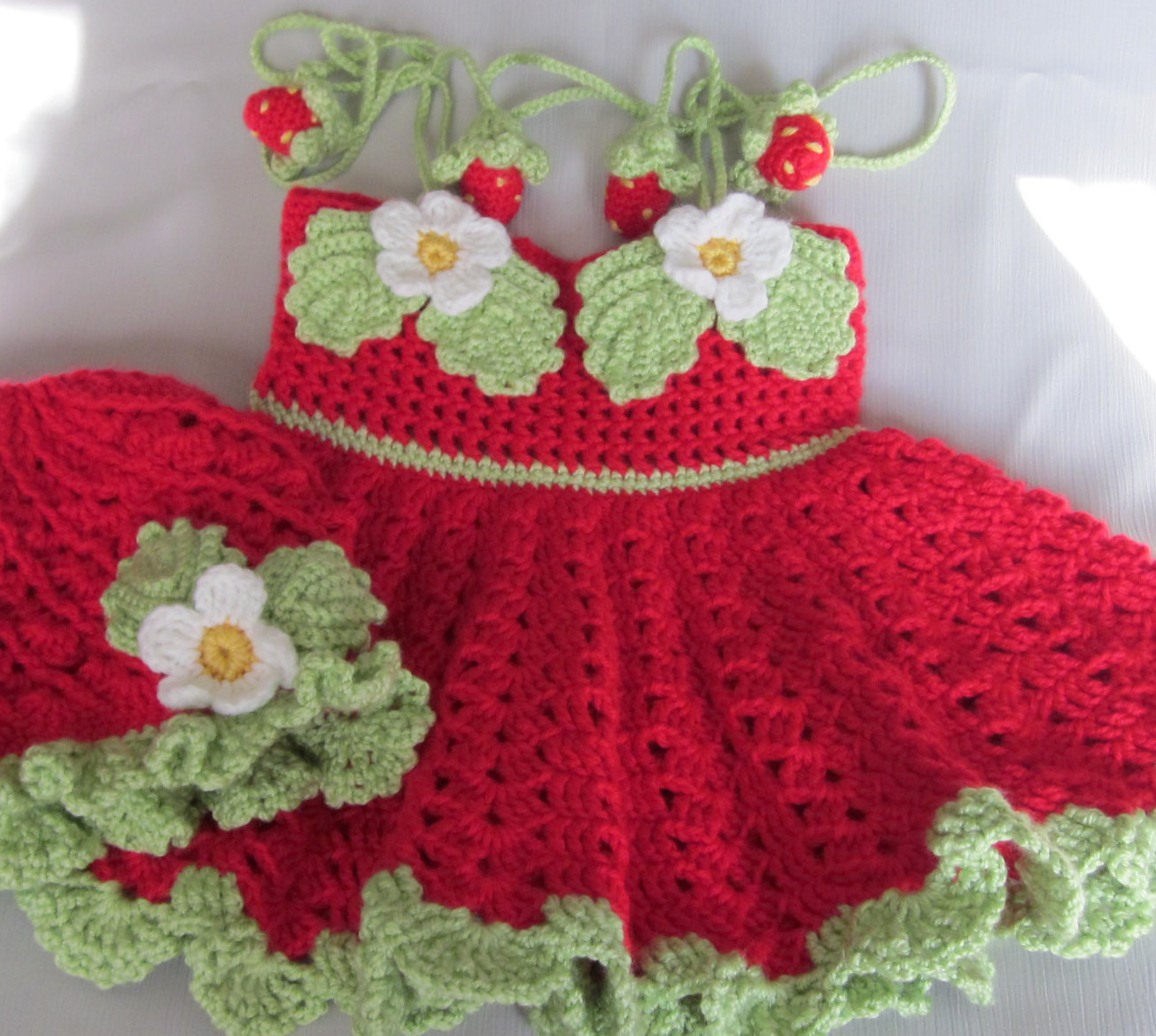 Girl Crochet Dress Beautiful Handmade Girl Crochet Dress and Hat Set with Strawberry Of Contemporary 41 Pictures Girl Crochet Dress
