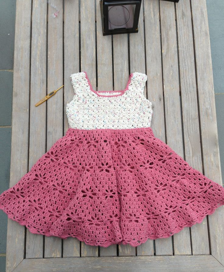 Girl Crochet Dress Unique Little Girl S Vintage Style Dress Free Pattern Of Contemporary 41 Pictures Girl Crochet Dress