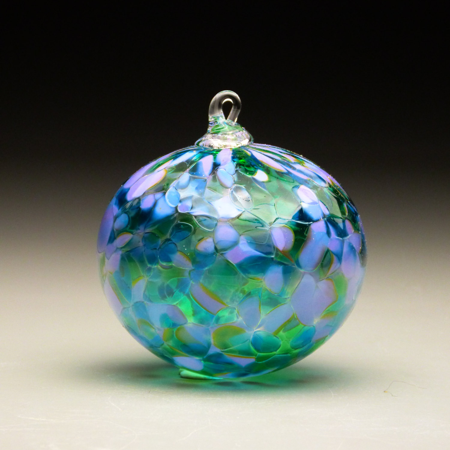 Handmade Glass Christmas Ornaments – Hunting Handmade