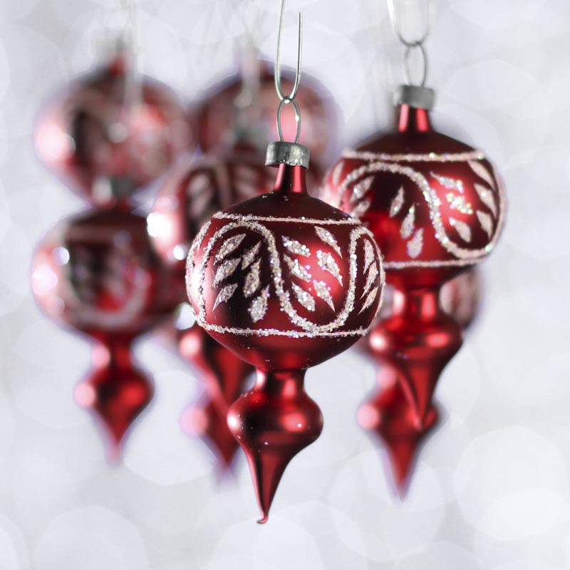 Glass Christmas ornaments Lovely Small Glass Christmas ornaments Christmas ornaments Of Incredible 46 Pics Glass Christmas ornaments