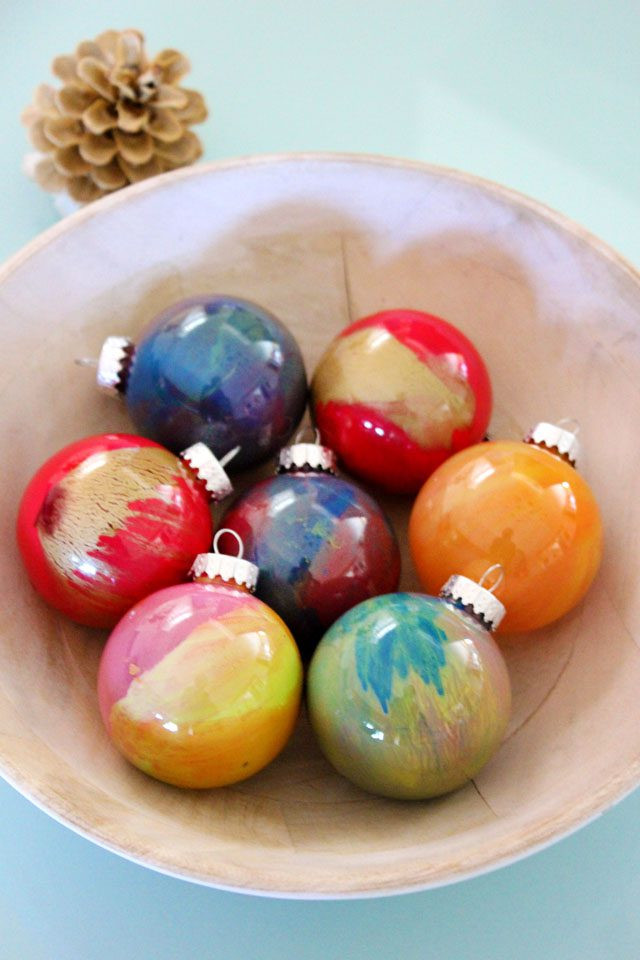 Glass ornament Balls Awesome How to Paint Glass Ball ornaments Of Charming 49 Pictures Glass ornament Balls