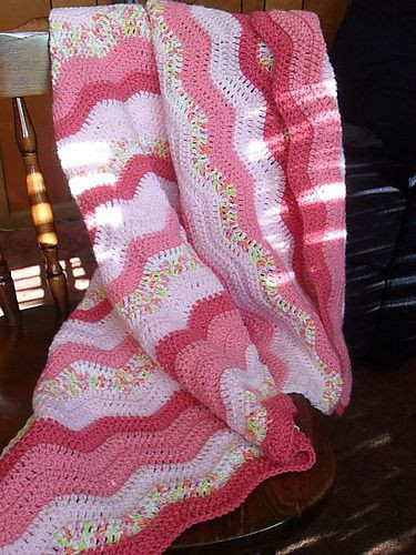 Gorgeous Crochet Afghan Patterns Awesome the Sweet Neopolitan Ripple is A Beautiful Blanket that Of Innovative 49 Pictures Gorgeous Crochet Afghan Patterns