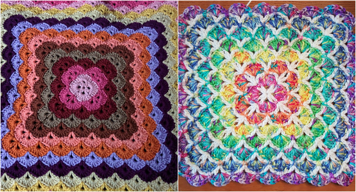 Gorgeous Crochet Afghan Patterns Best Of Free Pattern Beautiful Shells Blanket Of Innovative 49 Pictures Gorgeous Crochet Afghan Patterns