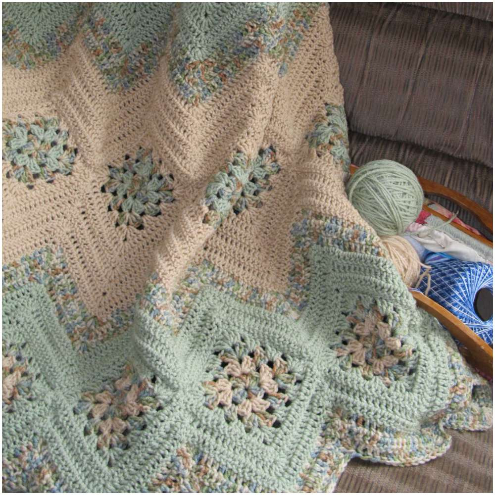 Gorgeous Crochet Afghan Patterns Inspirational Grannies and Ripples Gorgeous Afghan Of Innovative 49 Pictures Gorgeous Crochet Afghan Patterns