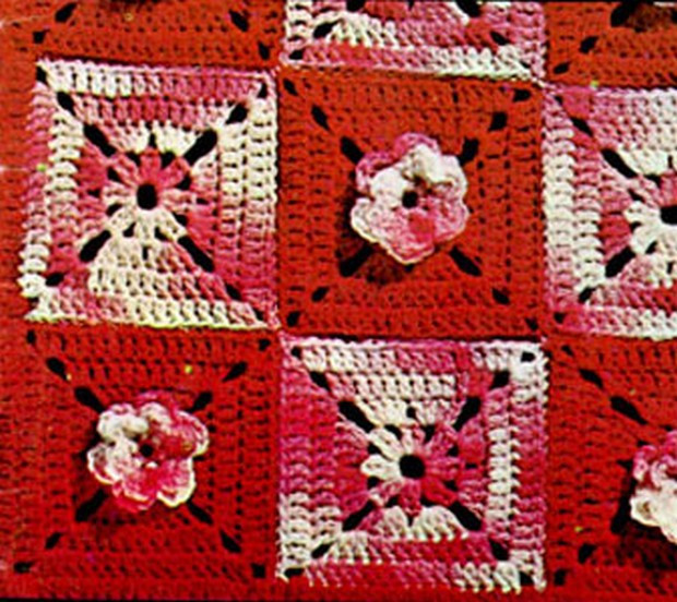 Gorgeous Crochet Afghan Patterns Unique Beautiful Vintage Rose Trellis Afghan – Free Crochet Pattern Of Innovative 49 Pictures Gorgeous Crochet Afghan Patterns