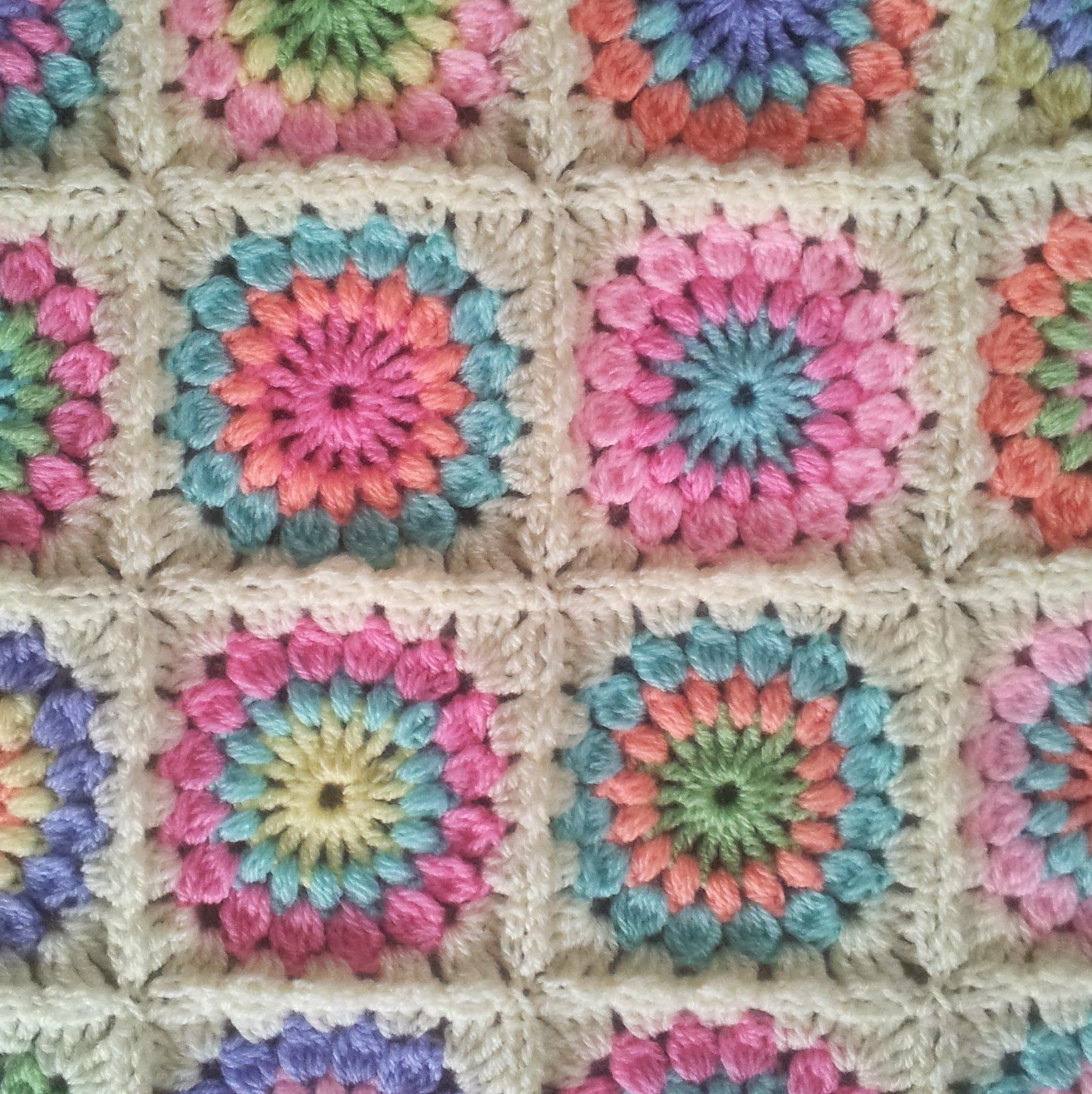 Granny Square Afghan Awesome the Patchwork Heart Starburst Crazy Granny Square Afghan Of Adorable 50 Pics Granny Square Afghan