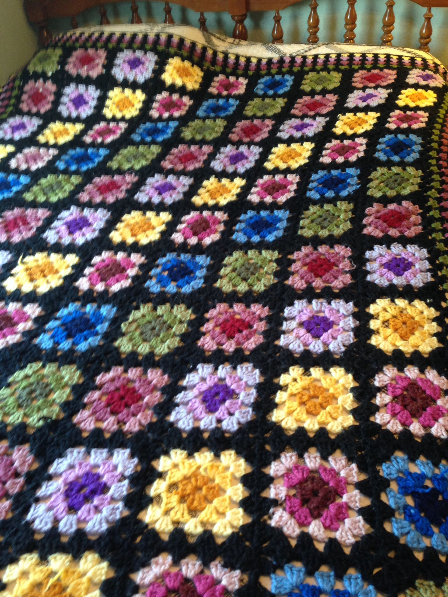 Granny Square Afghan Beautiful Granny Square Afghan Crochet Afghans Of Adorable 50 Pics Granny Square Afghan