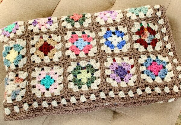 Granny Square Afghan Best Of Free Crochet Granny Square Blanket Pattern Of Adorable 50 Pics Granny Square Afghan