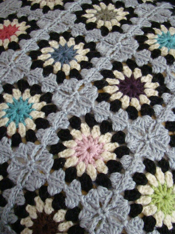 Granny Square Afghan Fresh 1000 Images About Crochet Blankets On Pinterest Of Adorable 50 Pics Granny Square Afghan