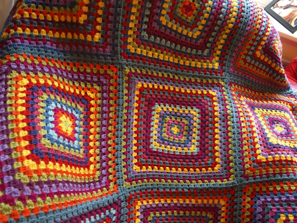 Granny Square Afghan Fresh Beautiful Granny Square Inspiration Of Adorable 50 Pics Granny Square Afghan