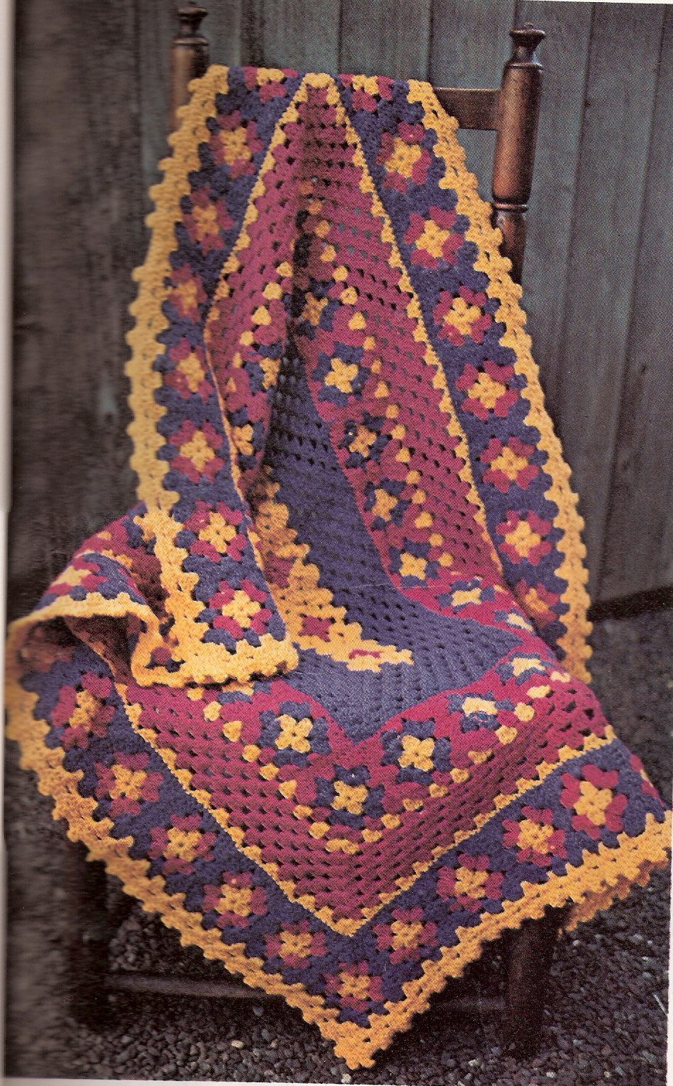Granny Square Afghan Inspirational Granny Square Crib Afghan Of Adorable 50 Pics Granny Square Afghan