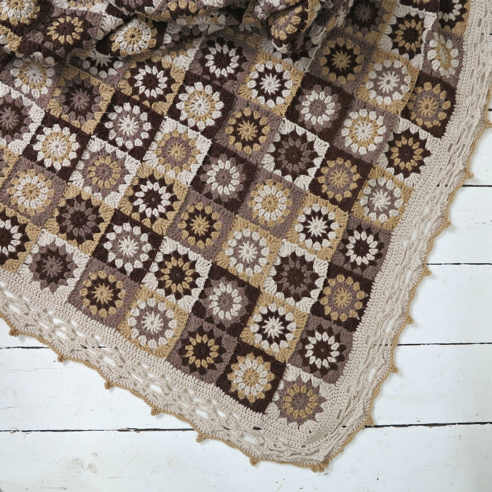 Granny Square Afghan Luxury byhaafner Crochet Granny Flower Square the Pattern Of Adorable 50 Pics Granny Square Afghan