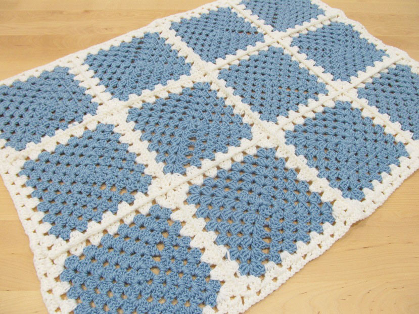 Granny Square Baby Blanket Crochet Pattern Elegant Knit and Stitch Blog From Black Sheep Wools Blog Archive Of Awesome 40 Pics Granny Square Baby Blanket Crochet Pattern