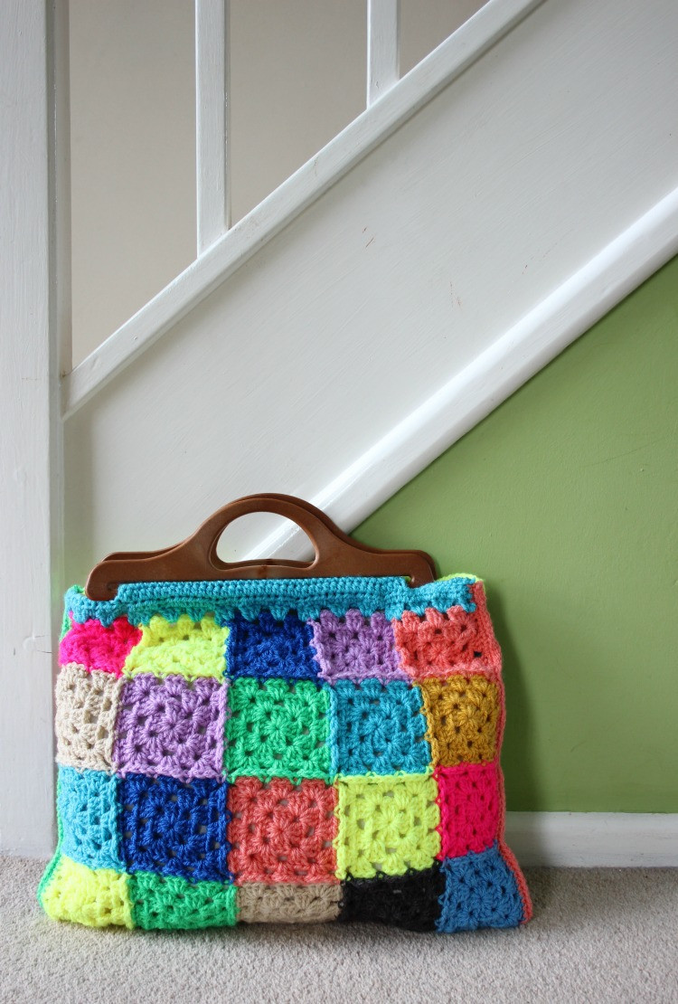 Granny Square Crochet Pattern Best Of How to Make A Granny Square Bag Free Crochet Pattern Of Unique 45 Ideas Granny Square Crochet Pattern