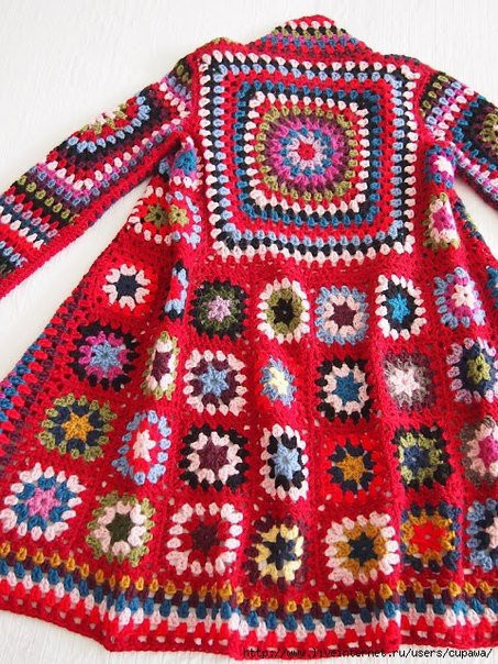 Granny Square Jacket Awesome Crochet Patterns to Try Granny Square Fall Coat Of Marvelous 46 Models Granny Square Jacket