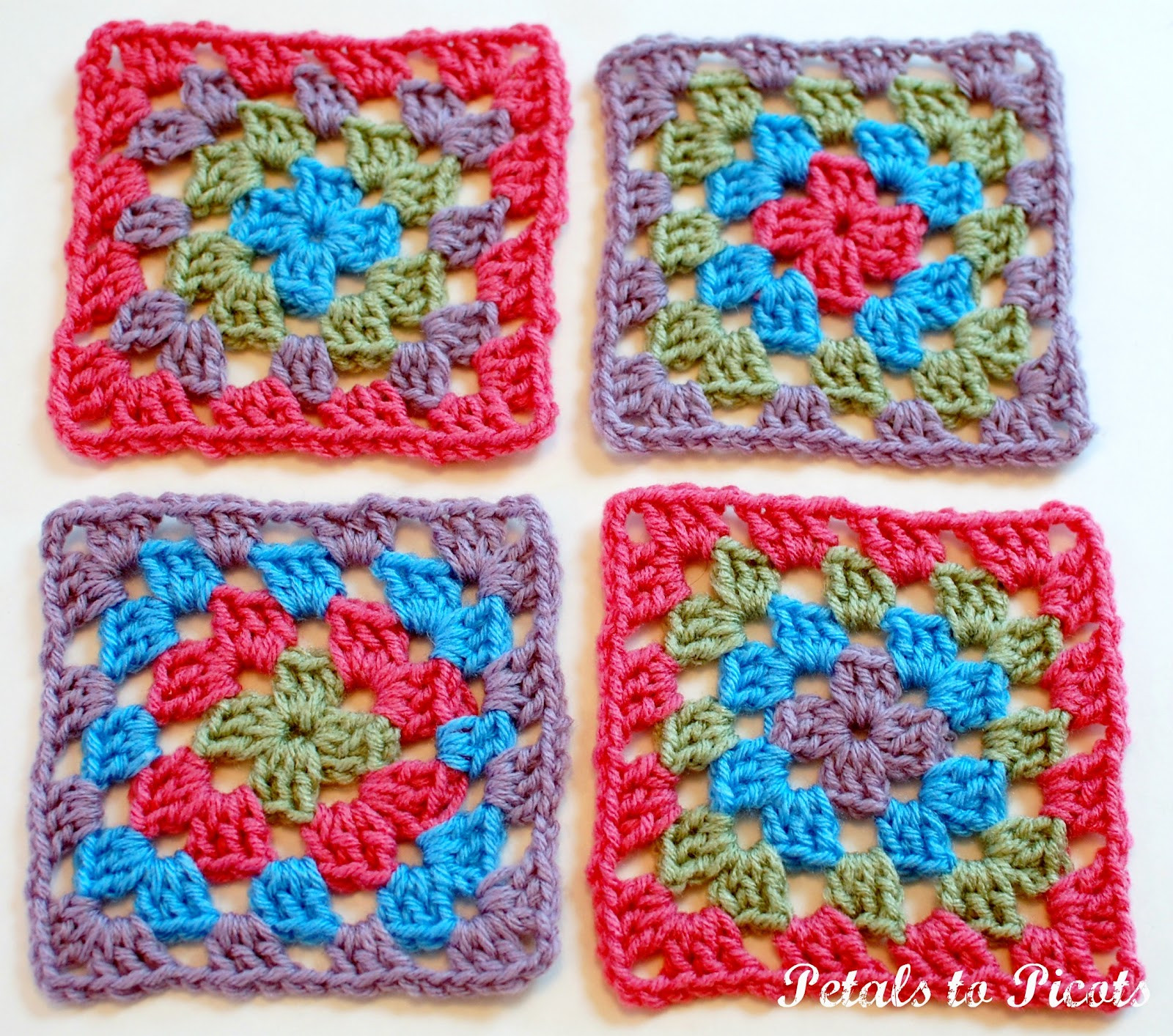 Granny Square Luxury How to Crochet A Classic Granny Square Granny Square Of Gorgeous 45 Photos Granny Square