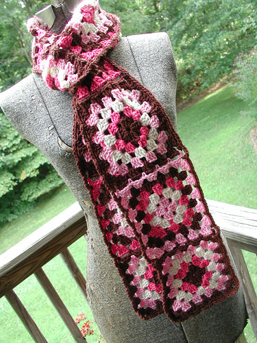 Granny Square Scarf Beautiful Buckster S Pink Granny Square Scarf Of Unique 47 Pictures Granny Square Scarf