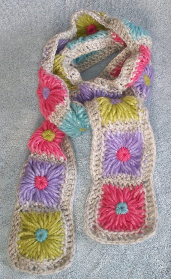 Granny Square Scarf Luxury Scarf Patch Crochet Of Unique 47 Pictures Granny Square Scarf