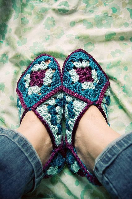 Granny Square Slippers Inspirational Granny Square Slippers My Granny Bo Used to Make these Of Fresh 41 Ideas Granny Square Slippers