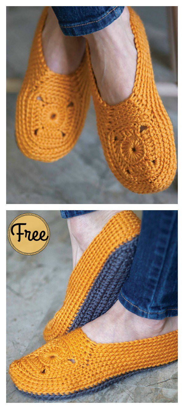 Granny Square Slippers Lovely Sweet Granny Square Slippers Free Crochet Pattern Of Fresh 41 Ideas Granny Square Slippers