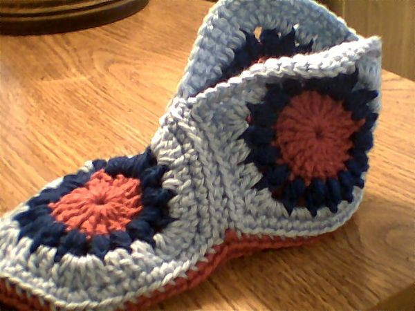 Granny Square Slippers Luxury Pin by Jackie Poloski On Craft Ideas Of Fresh 41 Ideas Granny Square Slippers