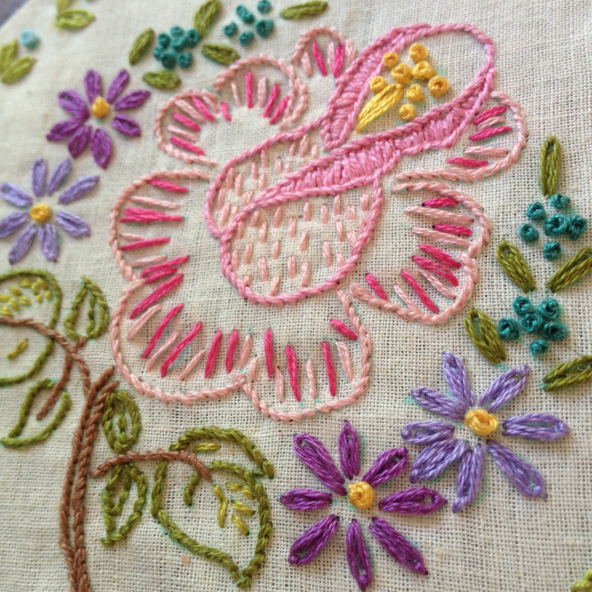 Hand Embroidery Patterns Best Of Vintage Hand Embroidery Patterns My original Inspiration Of Adorable 44 Pictures Hand Embroidery Patterns