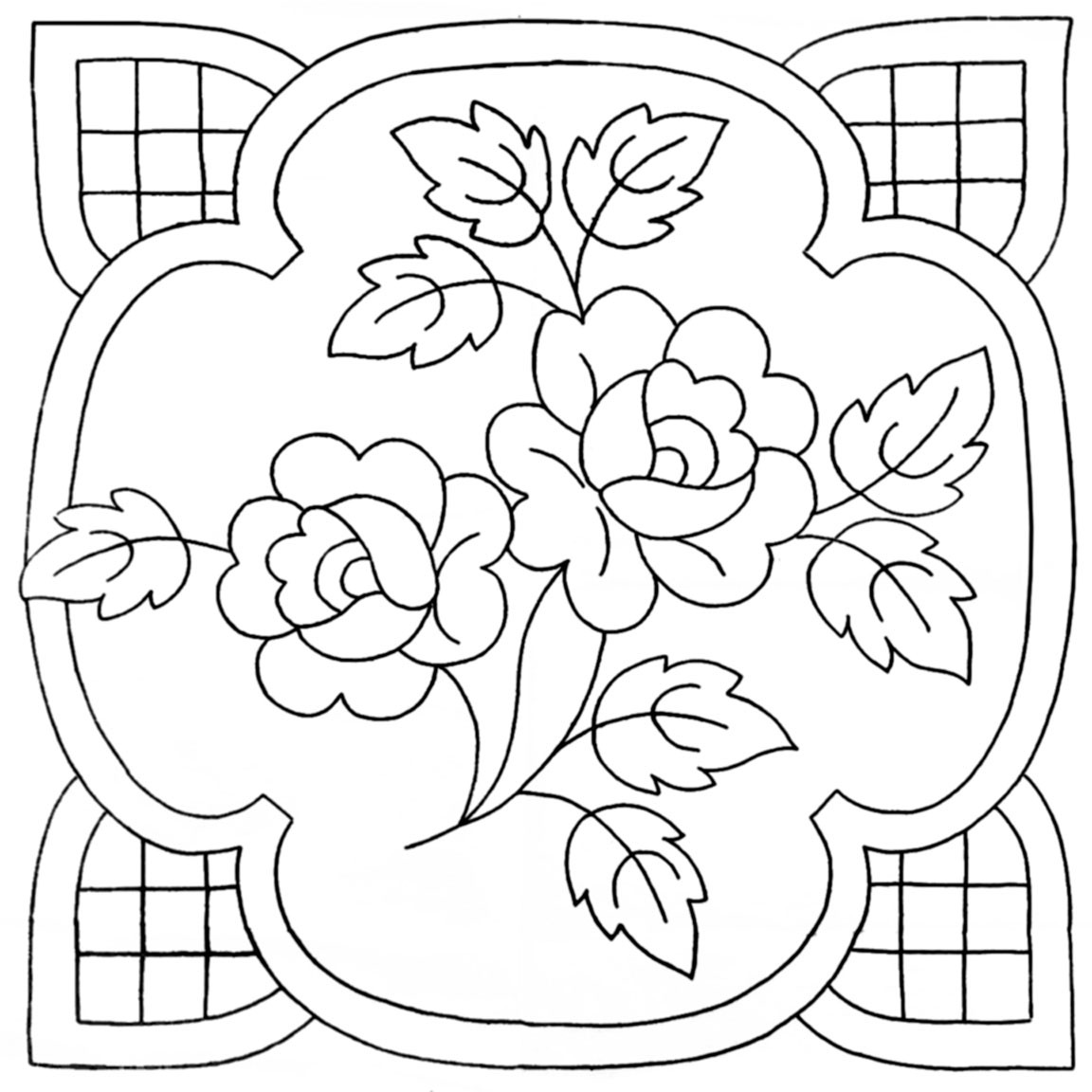 Hand Embroidery Patterns Elegant Hand Quilting Designs From Vintage Embroidery Transfers Of Adorable 44 Pictures Hand Embroidery Patterns