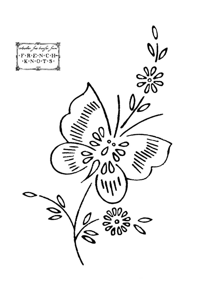 Hand Embroidery Patterns Luxury butterfly Embroidery Patterns Free Patterns Of Adorable 44 Pictures Hand Embroidery Patterns
