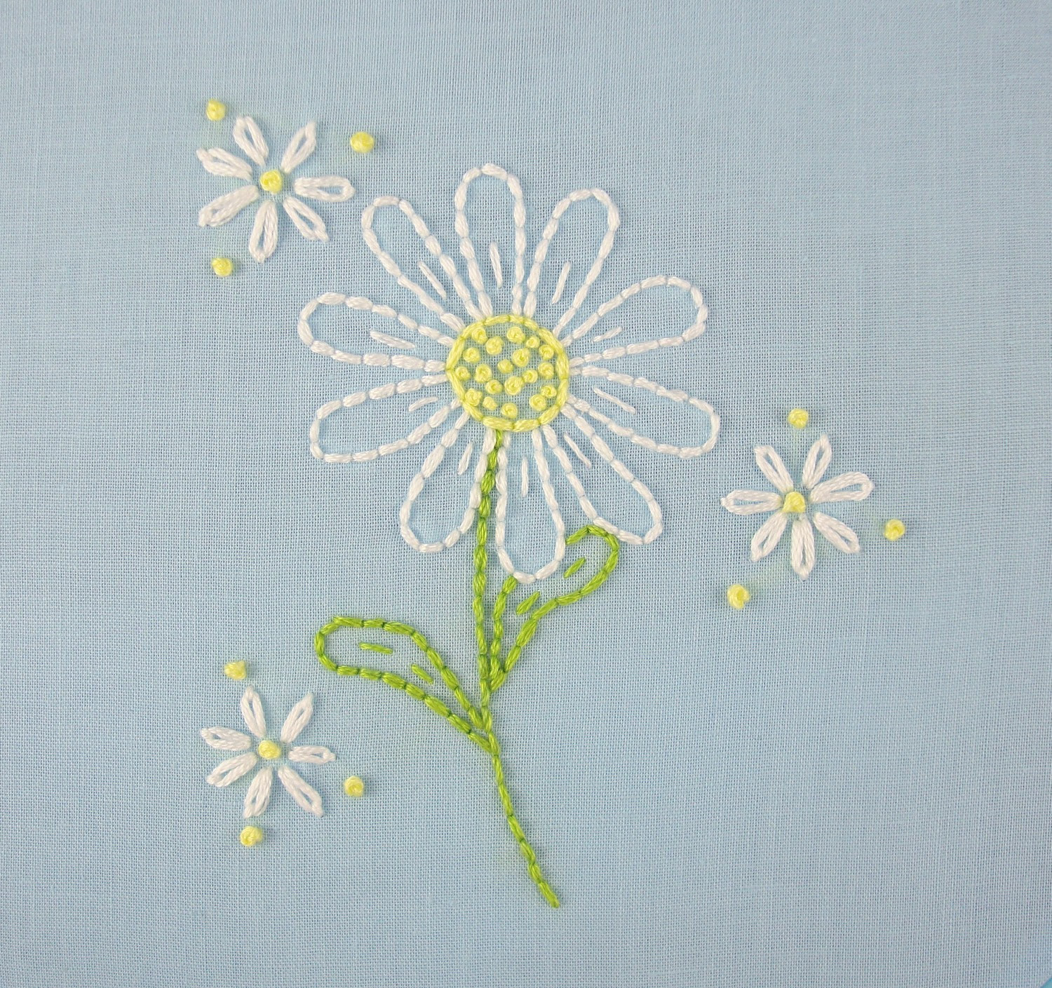 Hand Embroidery Patterns Luxury Daisy Hand Embroidery Pattern Daisy Embroidery Daisy Design Of Adorable 44 Pictures Hand Embroidery Patterns