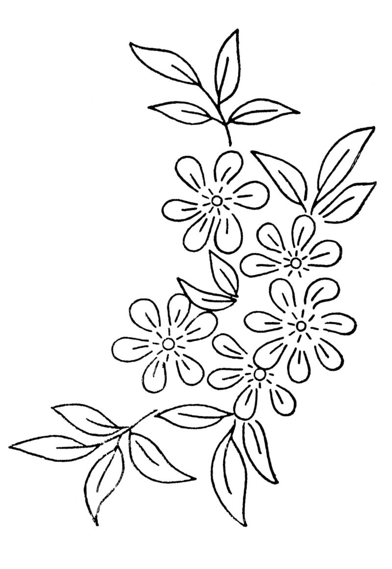 Hand Embroidery Patterns New 6 Best Of Free Printable Flower Embroidery Patterns Of Adorable 44 Pictures Hand Embroidery Patterns