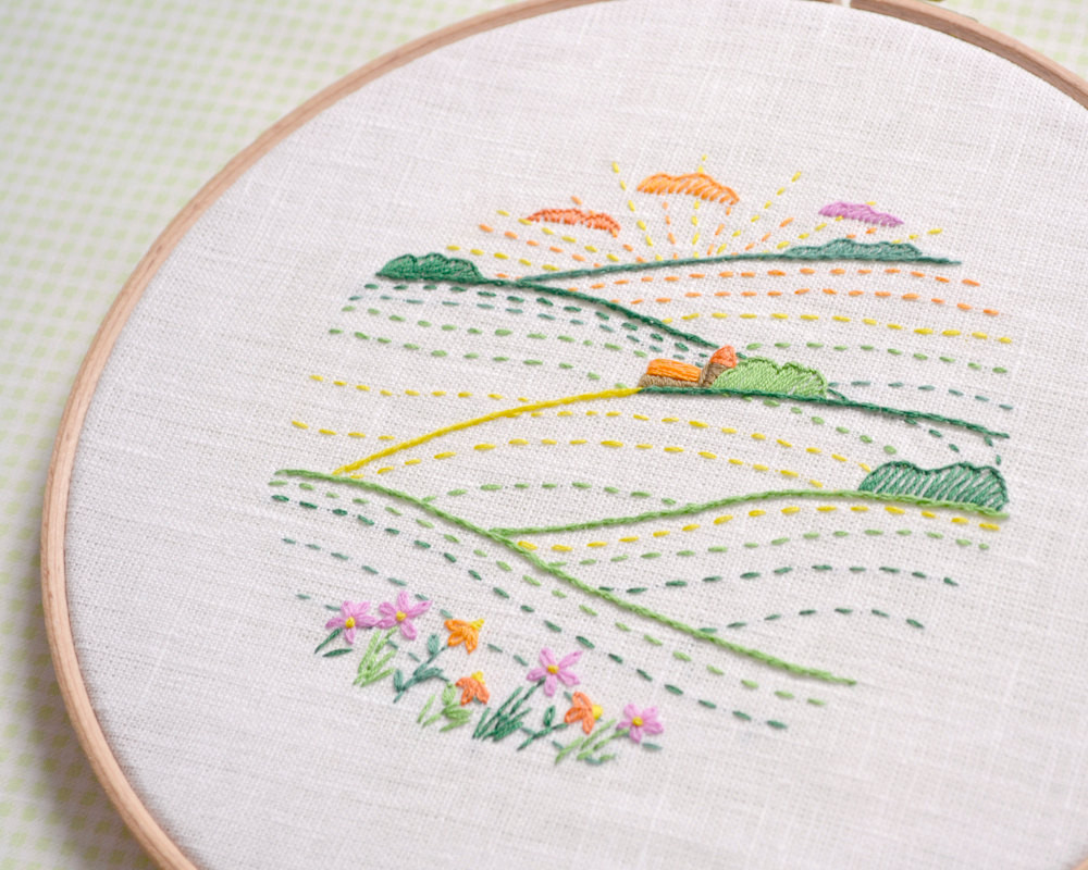 Hand Embroidery Patterns Unique Embroidery Hoop Art Hand Embroidery Pattern Modern Of Adorable 44 Pictures Hand Embroidery Patterns