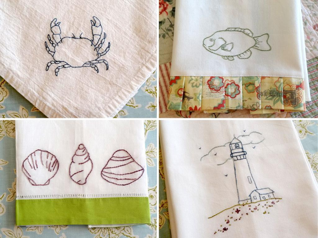 Hand Embroidery Patterns Unique Ship Ahoy 8 Nautical themed Embroidery Patterns Of Adorable 44 Pictures Hand Embroidery Patterns