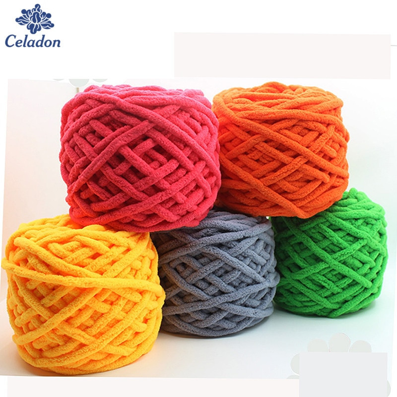 Hand Knitting Yarn Luxury 2pcs Bag Multi Color Dyed Scarf Hand Knitted Yarn for Hand Of Charming 49 Pics Hand Knitting Yarn