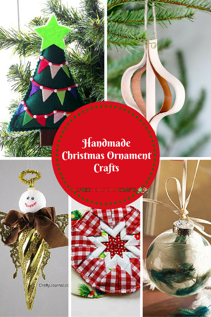 Handmade Christmas ornaments Elegant 50 Handmade Christmas ornament Crafts Of Charming 48 Pictures Handmade Christmas ornaments