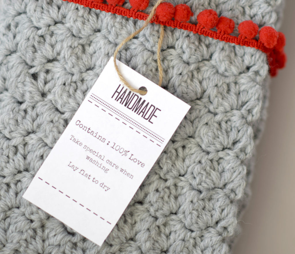 Handmade Labels for Crochet Beautiful Gift Labels and Tags for Handmade Items – Mama In A Stitch Of New 49 Photos Handmade Labels for Crochet