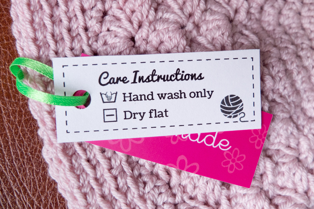 Handmade Labels for Crochet Elegant Free Download Laundry Care Labels Of New 49 Photos Handmade Labels for Crochet