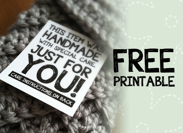 Handmade Labels for Crochet Inspirational Printable Labels for Handmade Items Of New 49 Photos Handmade Labels for Crochet