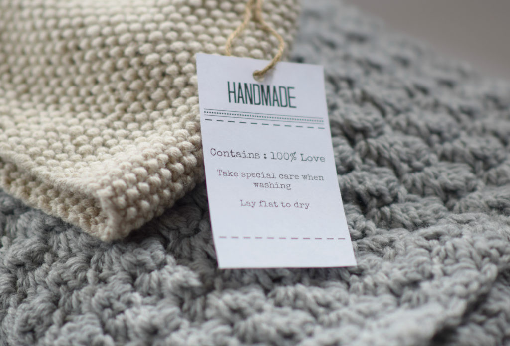 Handmade Labels for Crochet Luxury Gift Labels and Tags for Handmade Items – Mama In A Stitch Of New 49 Photos Handmade Labels for Crochet