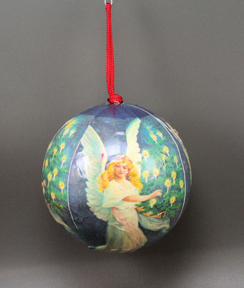 Hanging Christmas ornaments Awesome Christmas Angel Candle Lit Tree Decoupage Hanging Of Luxury 45 Pictures Hanging Christmas ornaments