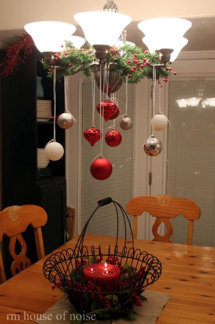 Hanging Christmas ornaments Elegant 23 Christmas Party Decorations that are Never Naughty Of Luxury 45 Pictures Hanging Christmas ornaments