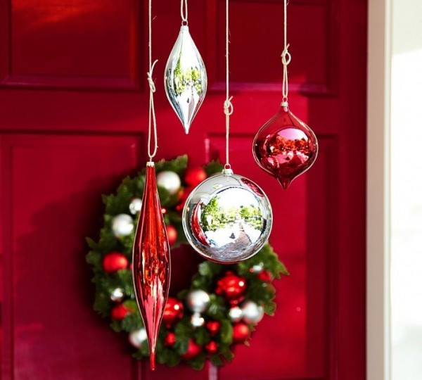 Hanging Christmas ornaments Inspirational Outdoor Christmas Decoration Of Luxury 45 Pictures Hanging Christmas ornaments