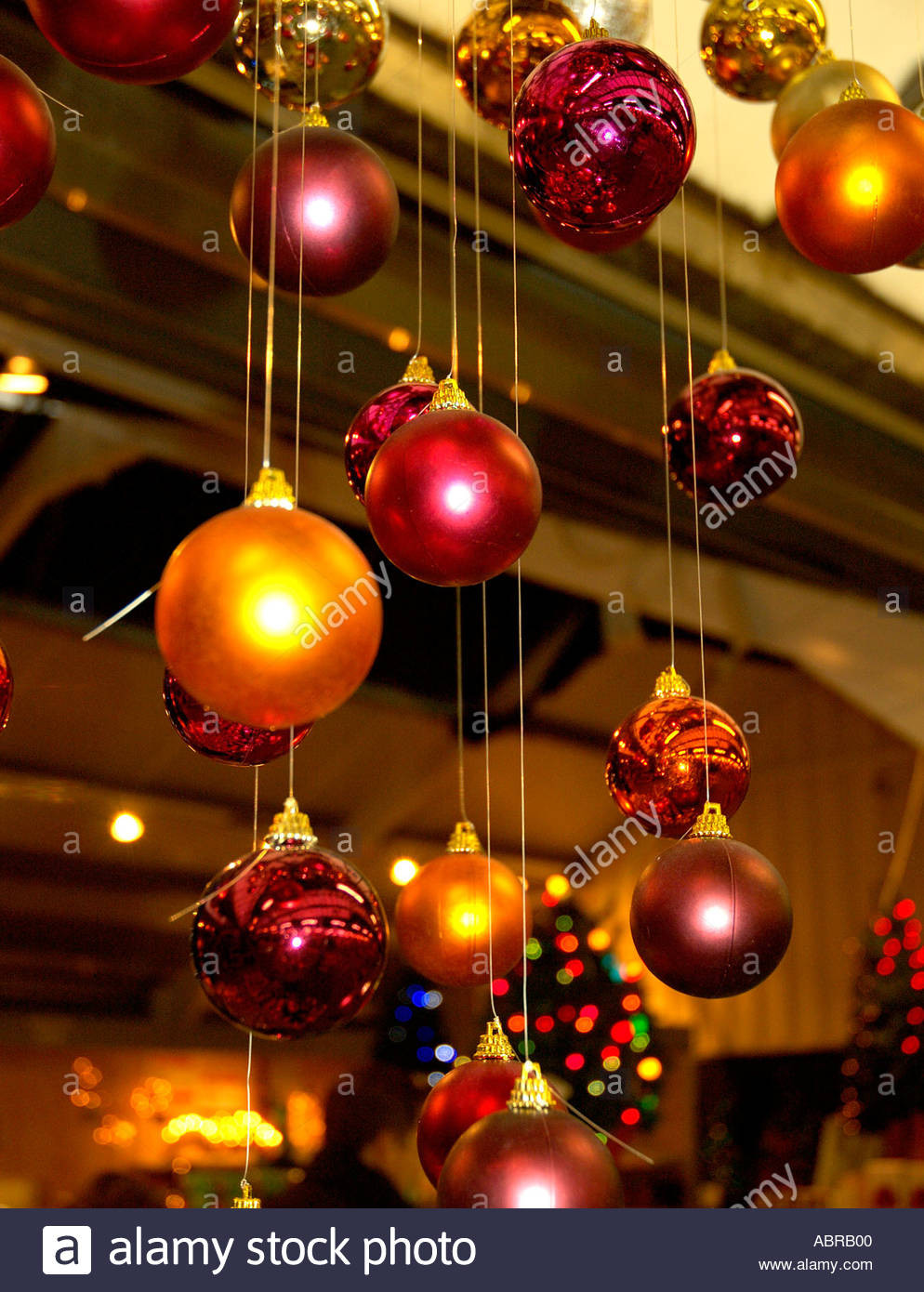 Hanging Christmas ornaments New Multiple Coloured Glass Baubles Christmas Decorations Of Luxury 45 Pictures Hanging Christmas ornaments