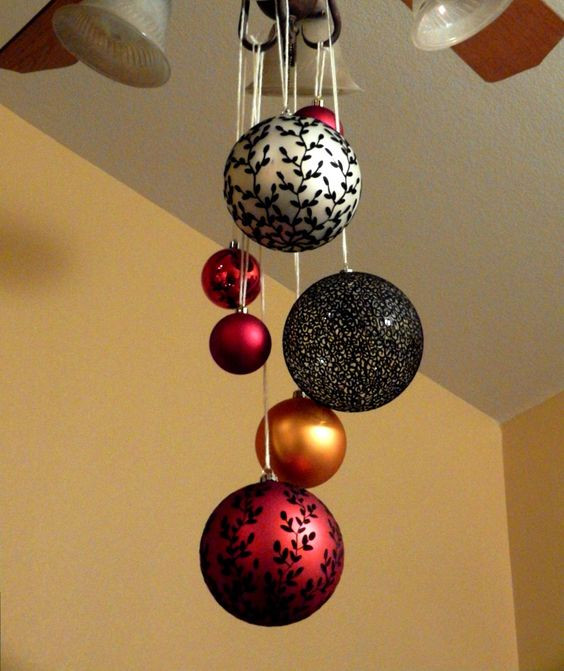 Hanging Christmas ornaments New Pinterest • the World's Catalog Of Ideas Of Luxury 45 Pictures Hanging Christmas ornaments