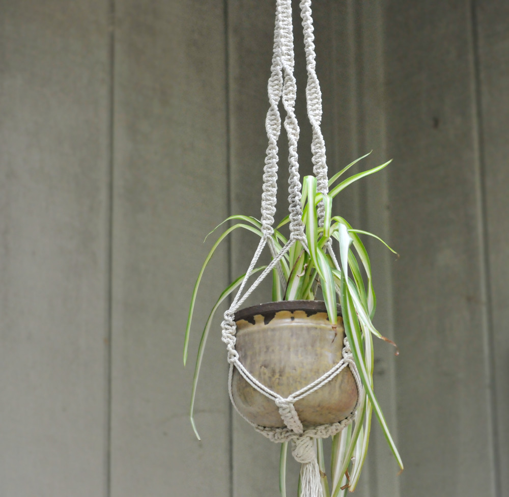 Hanging Plant Holders Awesome Diy Macrame Plant Hangers Of Wonderful 48 Ideas Hanging Plant Holders